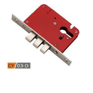 CY 03 - D 3 Pins Mortise Door Lock