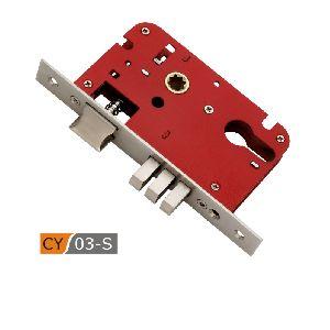 CY 03 - S 3 Pins Mortise Door Lock