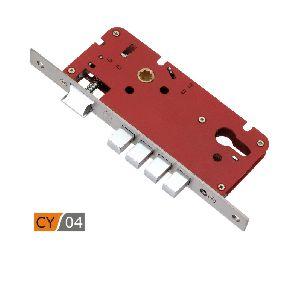 CY 04 4 Pin Mortise Door Lock