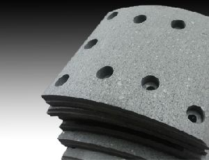 moulded brake linings