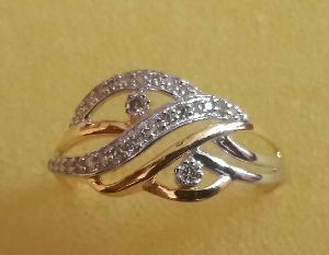 Designer Gold Ring 10