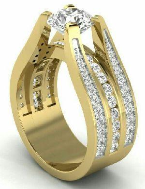 Designer Gold Ring 15