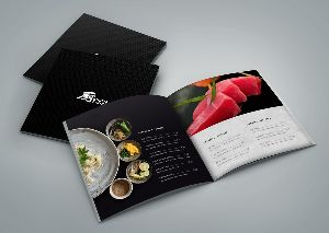 High End Menu Printing Services