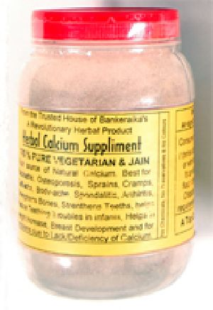 Herbal Calcium Supplement