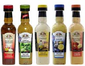 Oil Free Salad Dressing Toppings