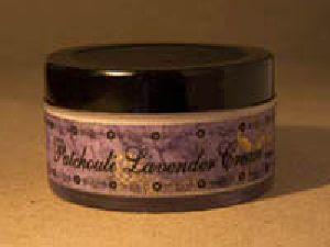 Patchouli Lavender Cream