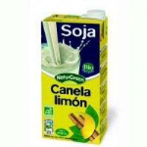 Soya Cinnamon And Lemon Drink