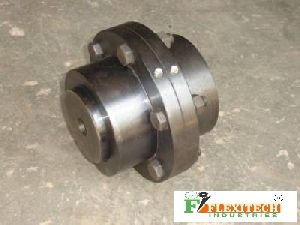 Flexible Gear Coupling 02