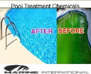 Pool Water Treatment Chemical