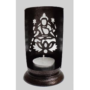 Shadow Tea Light Candle Stand 06