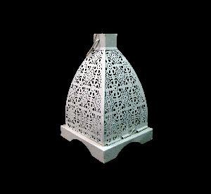 Tea Light Pyramids 05