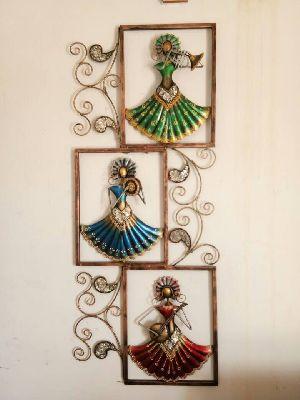 Iron Wall Hanging 14