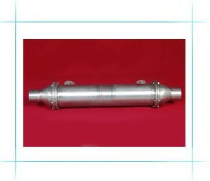 TUBE TYPE HEAT-EXCHANGER