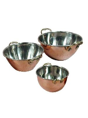 Double Wall Bowl Set