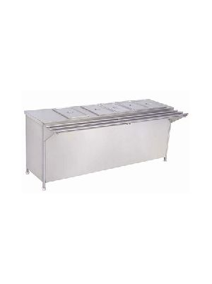 Hot Induction Bain Marie