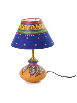 Multi Colour Hand Crafted Lamp Shade