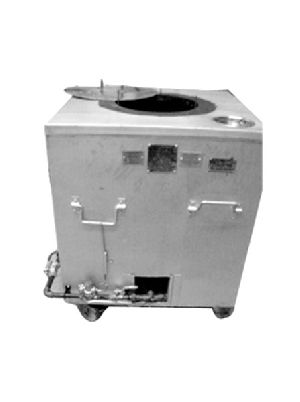 SS gas fitting Square Tandoor