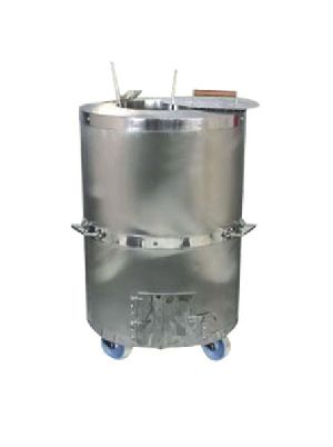 Stainless Steel Drum Tandoor