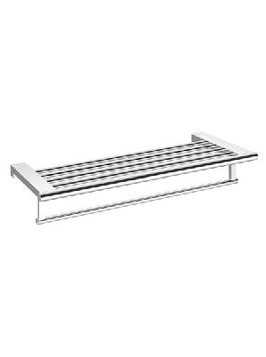 Towel Rack with Rail