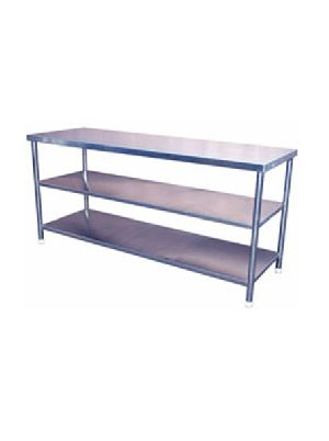 Under Shelf Work Table