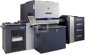 3550 Used HP Indigo Digital Press Machine