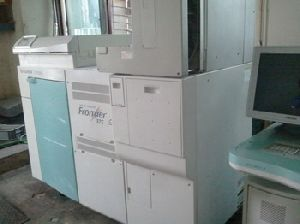375 Fuji QSS Minilab Machine