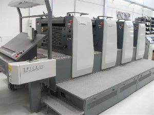 429 Komori Offset Printing Machine