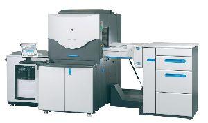 5500 Used HP Indigo Digital Press Machine