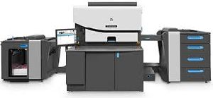 7800 Used HP Indigo Digital Press Machine