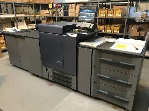 C8000 Used Konica Minolta CMYK Colour Machine