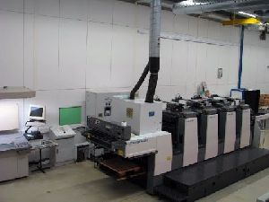 L428 Komori Offset Printing Machine