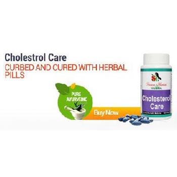 Cholesterol Care Capsules