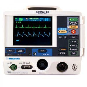 Life Pac 20 Defibrilator