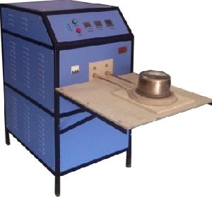 SS Utensil Induction Heating Machine