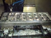 Cnc machine machining works