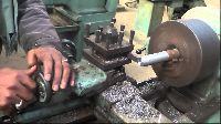 lathe machine machining works