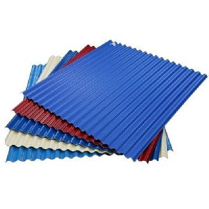 Colorful Roofing Sheets