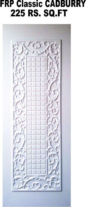 Classic Antic Cadburry FRP Door