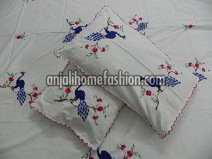 Designer Bed Sheet 01