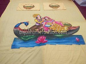 Designer Bed Sheet 02