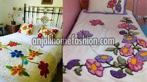 Designer Bed Sheet 03