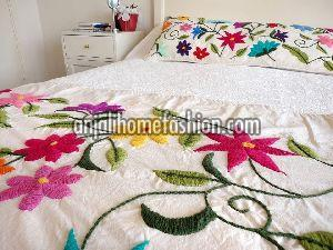 Designer Bed Sheet 04
