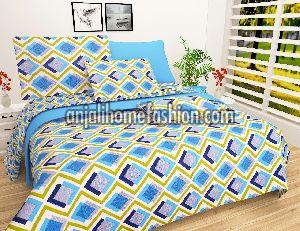 Glace Cotton Bed Sheet 01