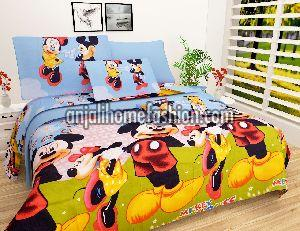Glace Cotton Bed Sheet 04