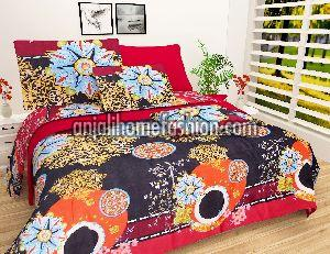 Glace Cotton Bed Sheet 08