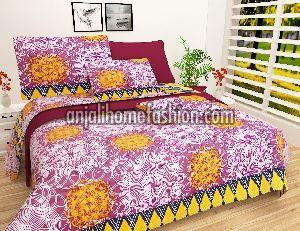 Glace Cotton Bed Sheet 16