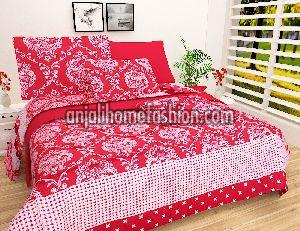 Glace Cotton Bed Sheet 19