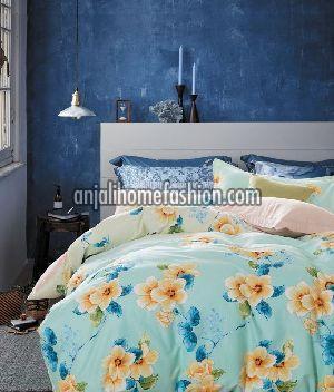 Pigment Print Bed Sheet 01