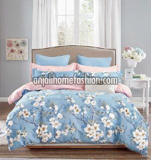Pigment Print Bed Sheet 04