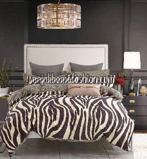 Pigment Print Bed Sheet 07